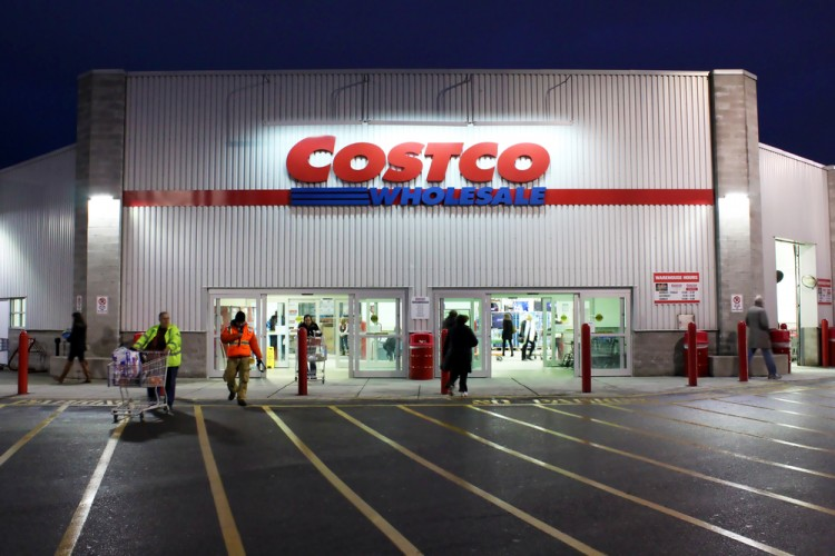 costco, store, club, membership, sign, night, department, kirkland, corporation, sell, ontario, merchandise, retail, corporate, warehouse, business, buyer, canada, bright,
