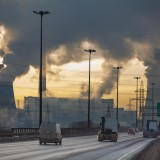 russia, smog, thermal, power, station, heat, way, fog, fume, cold, pollute, pipe, electric, ringway, green, white, cloud, cars, pollution, atmosphere, vapor, urban, russian,