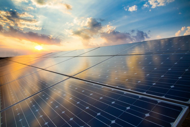 solar, panorama, generator, green, power, blue, sunlight, sunny, change, grass, light, supply, sun, technology, equipment, protection, energy, panel, climate, sunset,