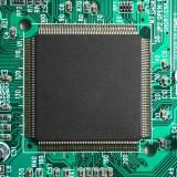chip, micro, cpu, processor, black, logic, board, closeup, network, matrix, program, printed, green, white, future, central, compact, micron, data, nanometer, digital, cyber,