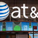 att, provider, network, usa, economy, corporation, worldwide, retail, new, glowing, sign, symbol, tech, night, broadband, outside, graphic, data, service, digital, york,