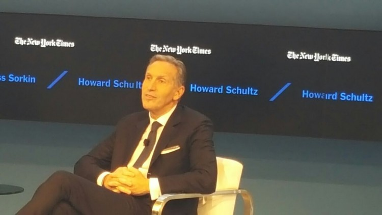 Starbucks (SBUX) CEO Howard Schultz: Here's How the Future Looks Like in the Age of Ecommerce