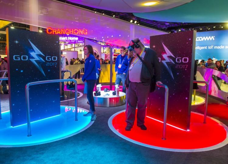 CES 2017, QUALCOMM, Inc. (NASDAQ:QCOM), QUALCOMM, Inc. (QCOM), Consumer Electronics Show 2017