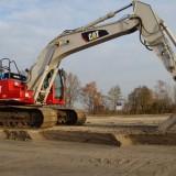 CAT, Construction Machine, Building Machine