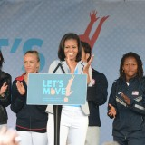 Lets Move Michelle Obama Legacy COntribution Nutrition