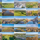 aerial, aerial landscape, aerial photography, bike trail, bird eye view, cityscape, colorado, downtown, fall, foothills, fort collins, gallery, house, lake, landscape, park, portfolio, prairie, residential, river, rocky mountains, set collection, sport field, spring, street, summer, winter