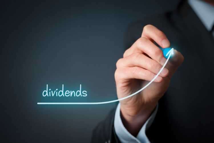 Increasing Dividends, Rising Dividend