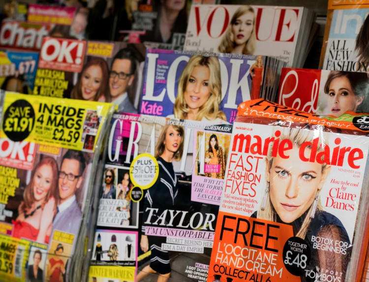 11 Most Popular Fashion Magazines in the World