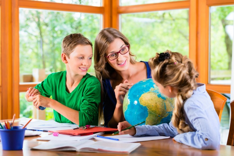 10 States That Have The Most Homeschoolers