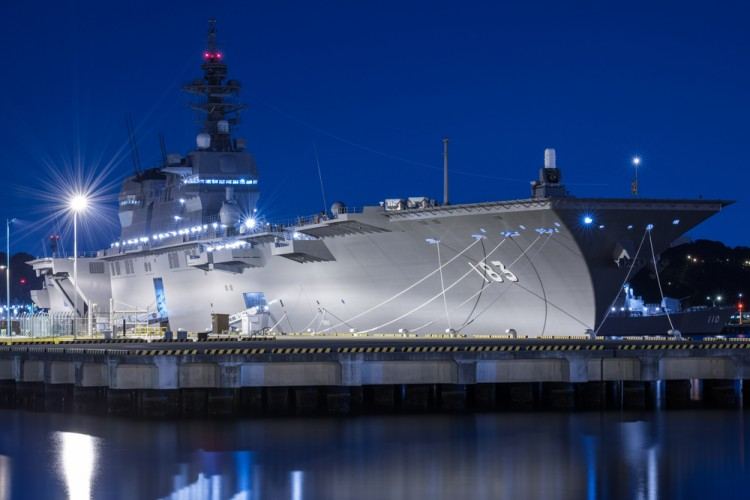 10 most powerful navy ships in the world today