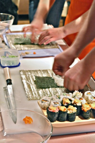 10 Best Sushi Making Classes in NYC