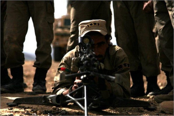 Credit: Training in Eastern Afghanistan by isafmedia